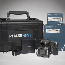 Hasselblad H2 Mittelformat Kamera inkl. Phase One P30
