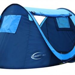 Sekundenzelt Wurfzelt 2 Personen Quicktent Zelt Camping Openair Jäger