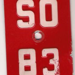 SO 83 A