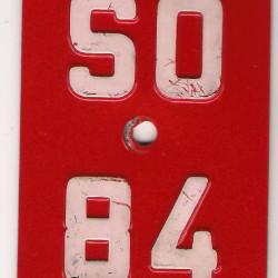 SO 84 A