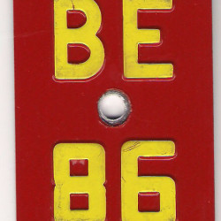 BE 86 A