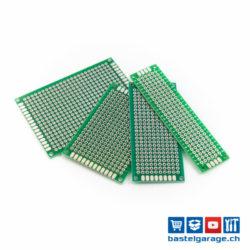 Doppelseitige Prototyp Leiterplatte PCB