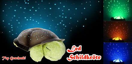 Led Beruhigende Schildkrote Sternenhimmel Nacht Einschlafhilfe