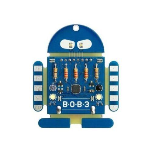 lern bausatz bob3 roboter spiele spielzeug flohmarkt 24. Black Bedroom Furniture Sets. Home Design Ideas