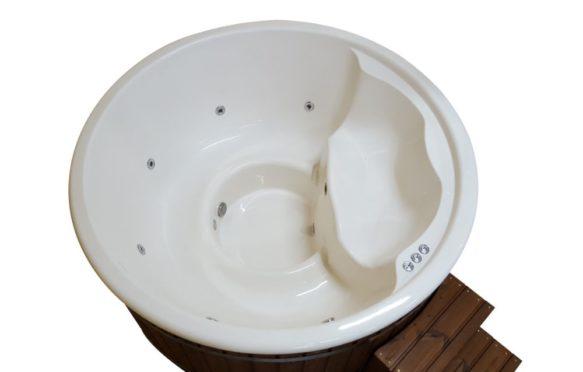 badefass mit whirlpoolfunktion. Black Bedroom Furniture Sets. Home Design Ideas