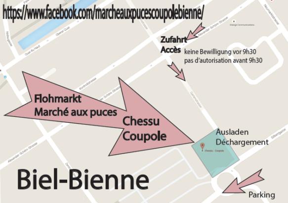 Jübiläum\'s Flohmarkt Gaskessel Biel   Flohmärkte   Flohmarkt 24