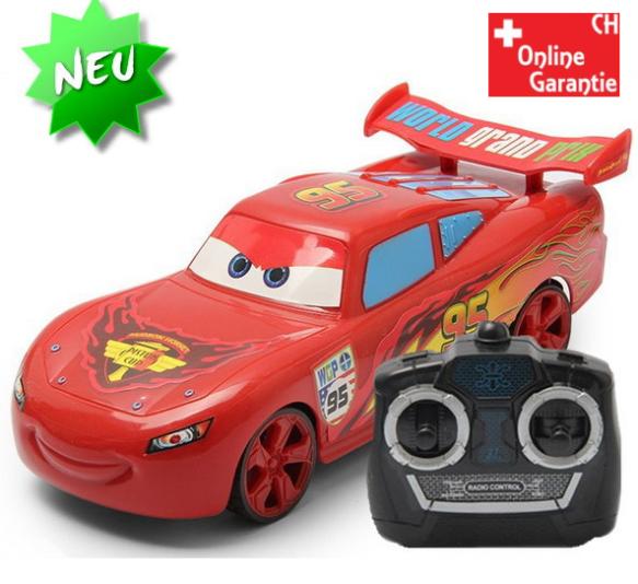 Ferngesteuerter Pixar Cars Lightning McQueen Auto RC