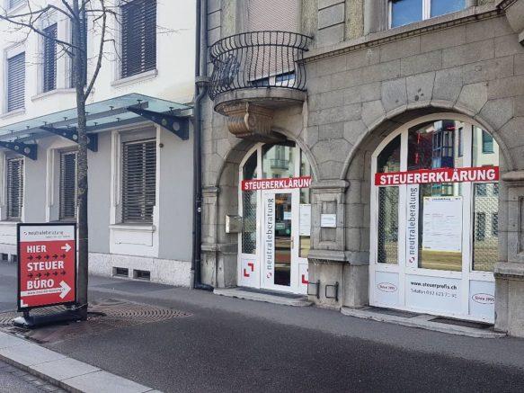 Steuererklärung 2020/2021 Kanton Solothurn   Sonstiges ...