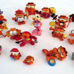 20 Garfield Figur Bully 1978 – 1981 Unbespielt
