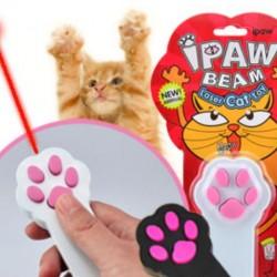 iPAW Katzenspielzeug Katzen Spielzeug Laser Laserpointer Neuheit 2014