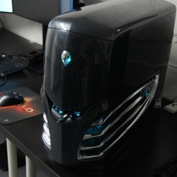 Alienware Area 51 Chom Limited Edition i7 975 Exreme Edition