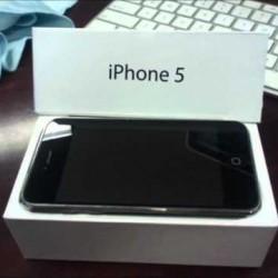 neue Apple iPhone 5, Samsung Galaxy S3 und iPad 3