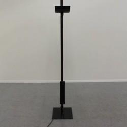 Schöne Stehleuchte schwarz 3x 32 Watt