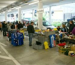Flohmarkt in bern heute