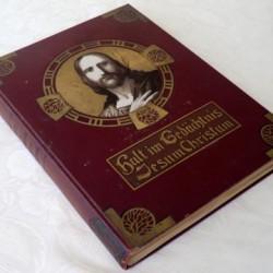Halt im Gedächtnis Jesum Christum. Hauptzüge aus dem Leben Jesu in Wort u. Bild 1909