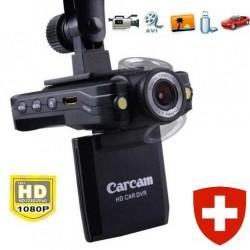 Auto Kfz Pkw Bus HD Kamera Cam 2.0 Lcd Display und 8GB Speicherkarte Geschenk