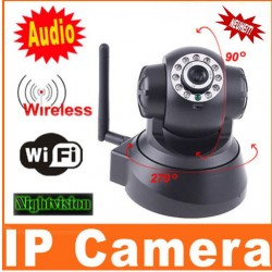 Wireless Wifi Webcam IP Wlan Netzwerk Ipcam Sicherheits Kamera Cam Fabrikneu!
