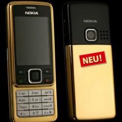 Neues Kultiges Nokia 6300 Gold Edition Handy Natel ohne Simlock