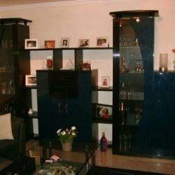 Wohnzimmerschrank, Sideboard und kompl. Esszimmer f. 6 Pers. TOP!