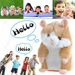 Sprechender Hamster Chatimals Spielzeug Weltneuheit Geschenk Kinder Kids