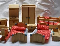 Puppenhausmöbel / Möbel fürs Puppenhaus