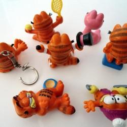 7 Garfield Figur Bully 1978 – 1981 Unbespielt