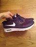 Nike Air Max | Thea in Violett, Weiss